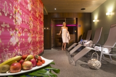 Private Spa  im Seehotel Wilerbad Seminar & Spa