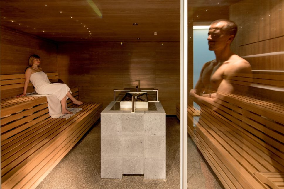 Bio Sauna im Seehotel Wilerbad