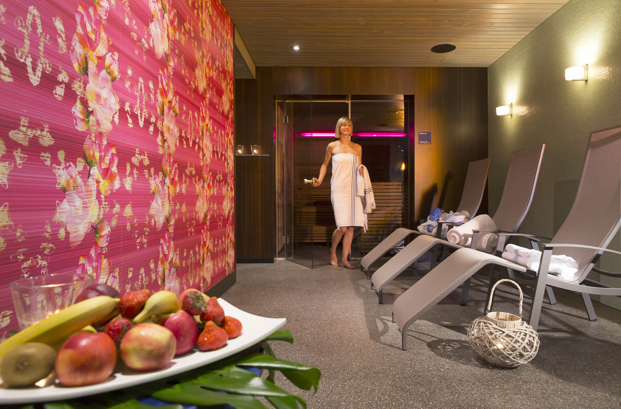 Seehotel Wilerbad Private Spa Sauna