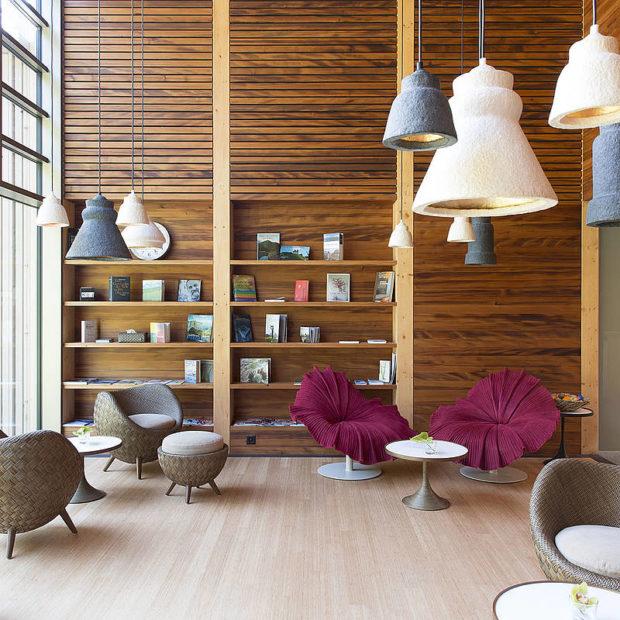 Lounge Seehotel Wilerbad