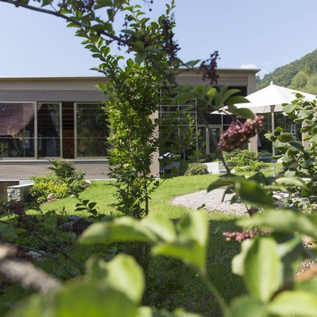 Spa Garten Seehotel Wilerbad