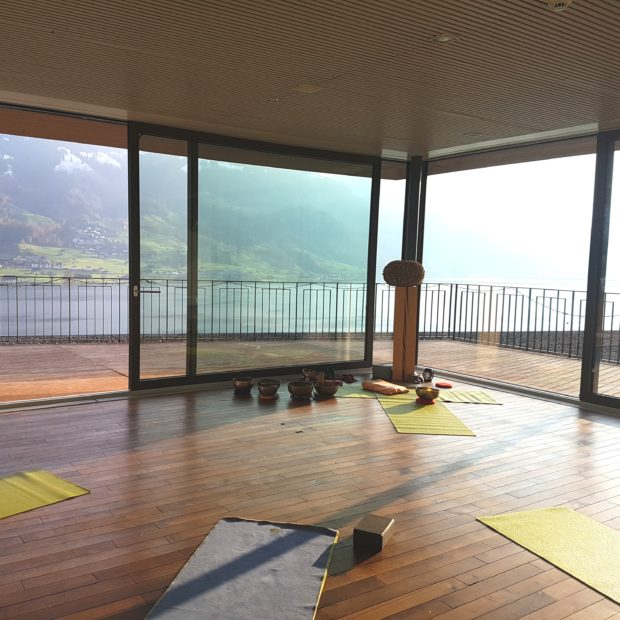 Yoga Weekend am Sarnersee