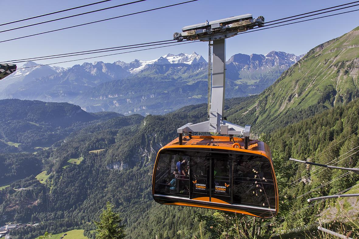 Bergbahnspecial im Seehotel Wilerbad Seminar & Spa