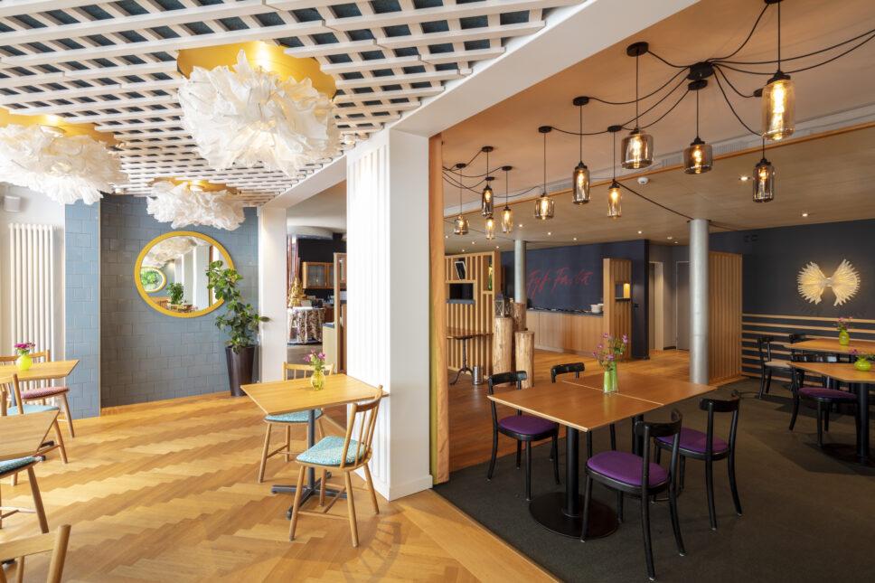Restaurant Fyf Farbä Seehotel Wilerbad Seminar & Spa