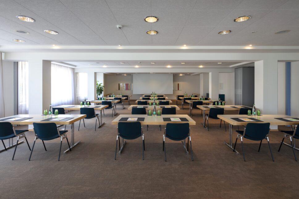 Seminarraum Saphir&Azurit Seehotel Wilerbad, Seminar&Spa