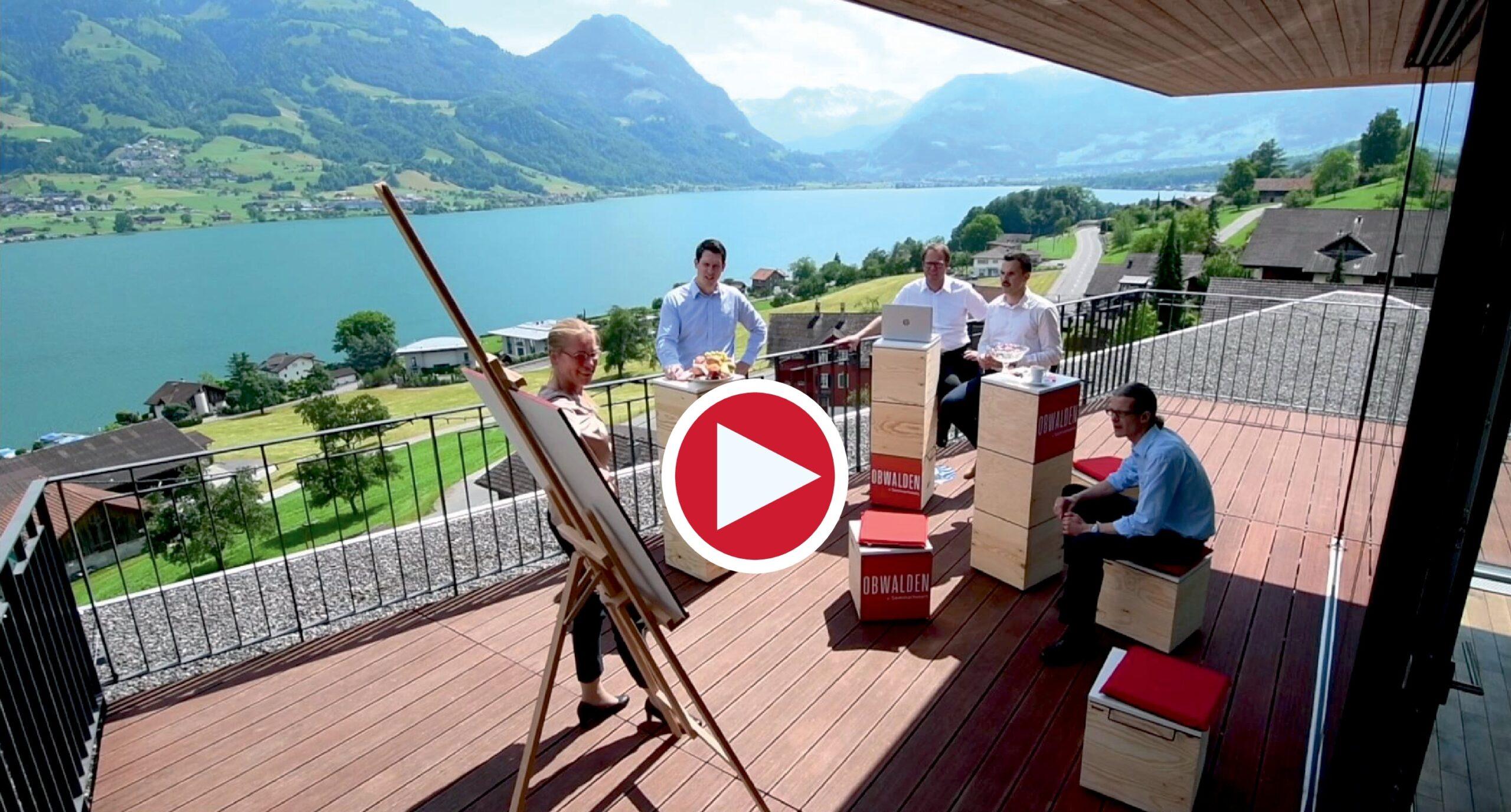 Kreative Seminare im Seehotel Wilerbad Seminar & Spa Video